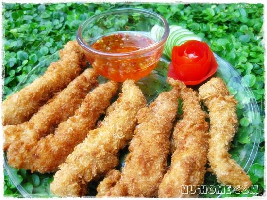 ห้องอาหาร...  สังสรรค์กันเถอะ!! >0< Fried-chicken1